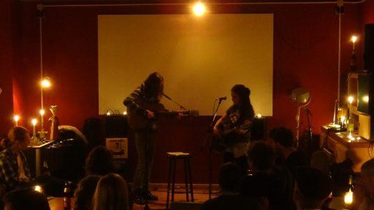 Jamie & Moonstone at Oblomov 2016
